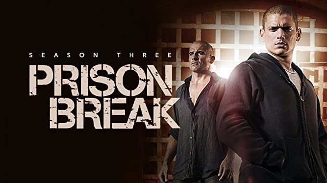 RMVB BAIXAR PRISON TEMPORADA BREAK 3