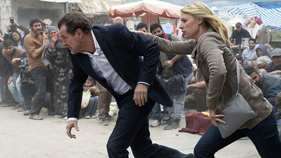 Review: 'homeland' season 4 episode 7 'redux' pulls a massive.