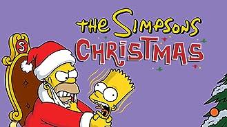 The Simpsons Christmas Season 1