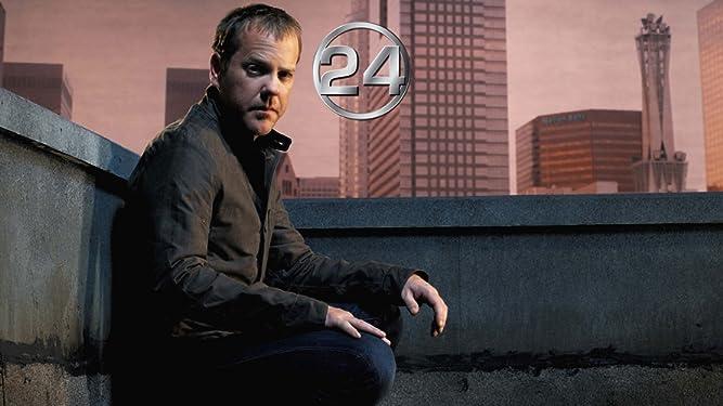 Amazoncom Watch 24 Season 1 Prime Video