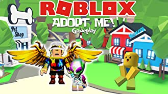 Roblox Family Ep 118 Amazon Com Watch Clip Leah Ashe Prime Video
