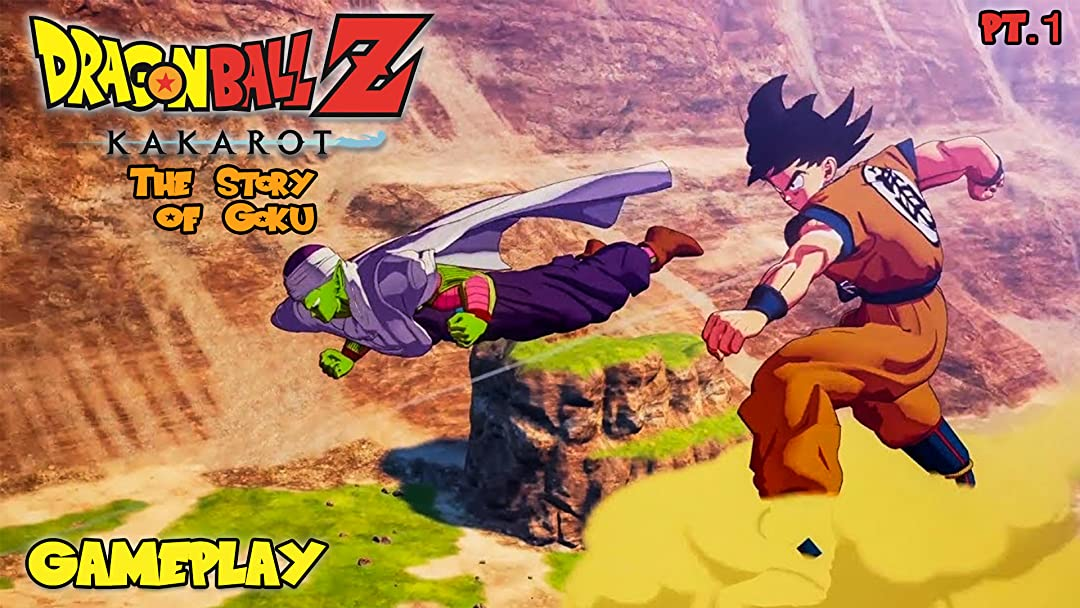 Best Dragon Ball Games On Roblox 2020 Watch Clip Dragon Ball Z Kakarot Gameplay Pt 1 The Story Of Goku Prime Video
