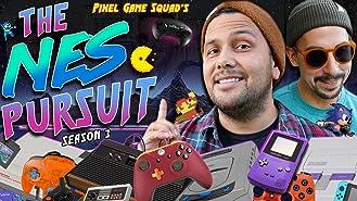 Pixel Game Squad's The NES Pursuit Season 3
