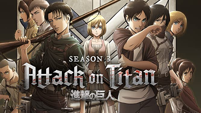 Watch Attack On Titan Season 3 Pt 1 Prime Video