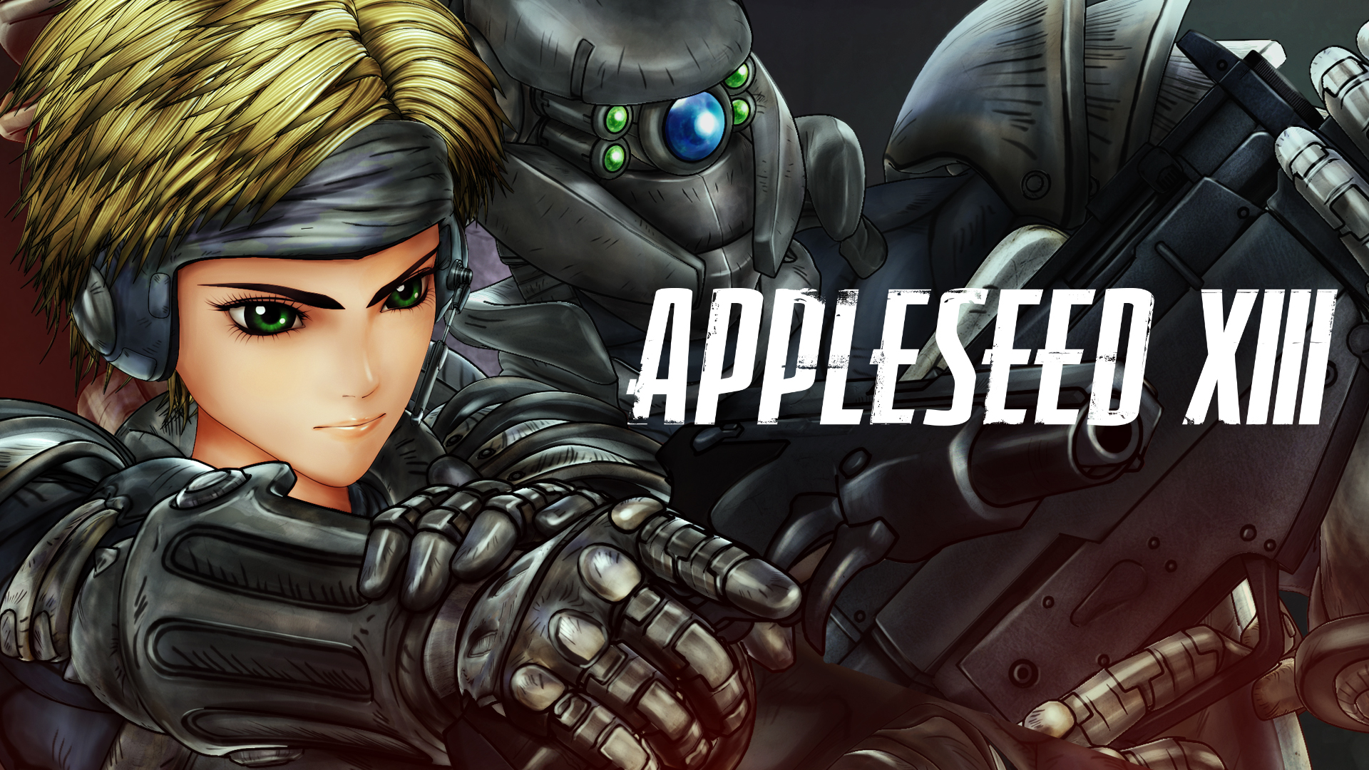 Watch Appleseed Alpha Prime Video
