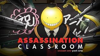Assassination Classroom, Season 1, Pt. 1