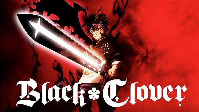 Amazon com: Black Clover, Season 1, Pt  3 (Simuldub)