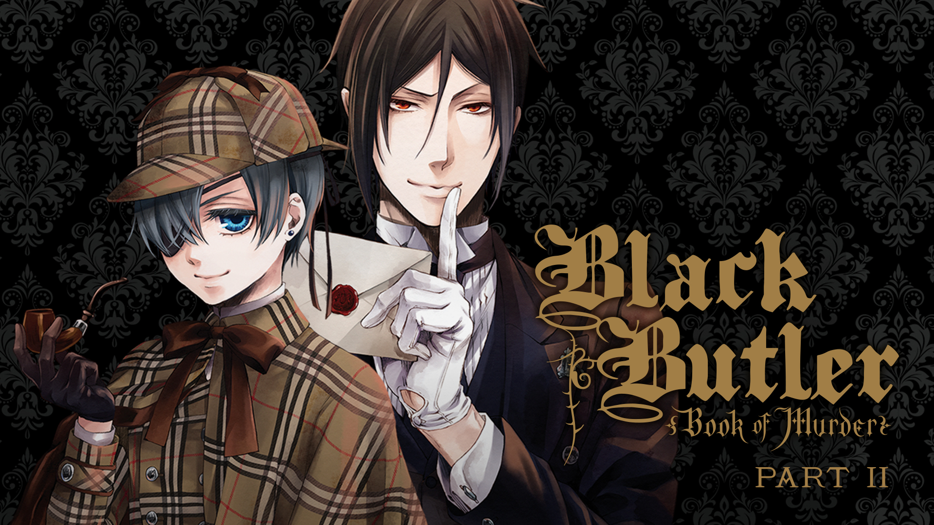 Watch Black Butler Book Of Circus Season 3 Prime Video