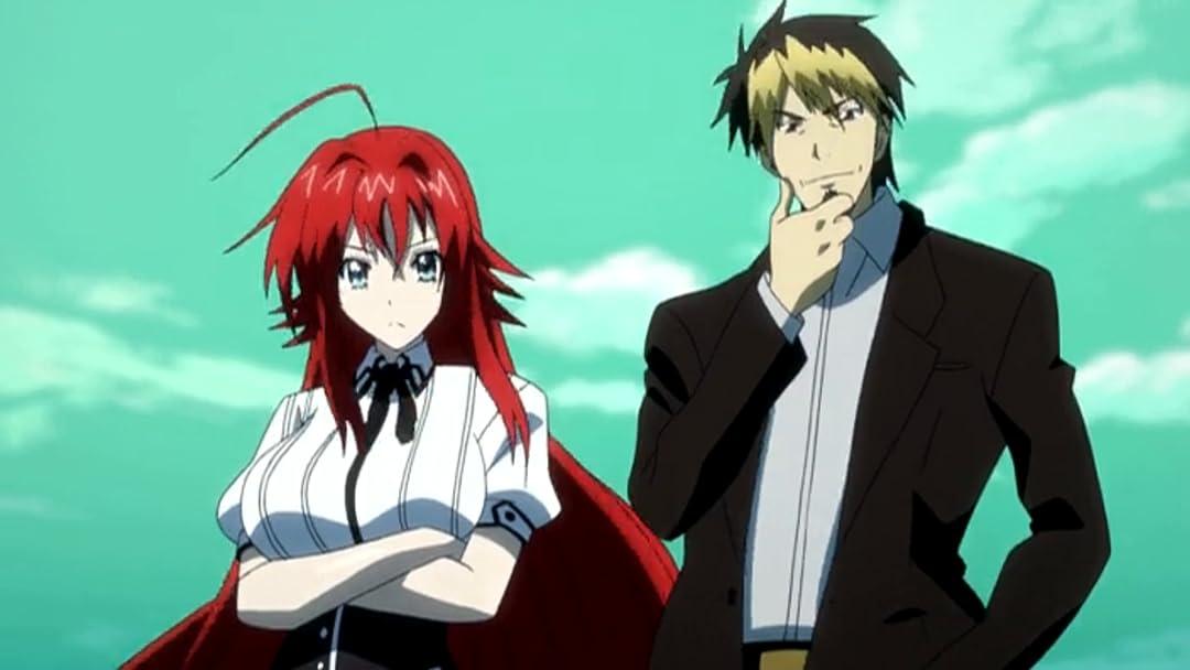 Watch High School Dxd Born Season 3 Original Japanese Version Censored Prime Video