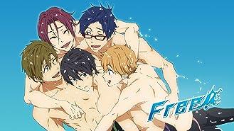 Free! - Iwatobi Swim Club - (English Dubbed)