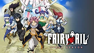 Fairy Tail Final Series, Season 9, Pt. 1 (Simuldub)
