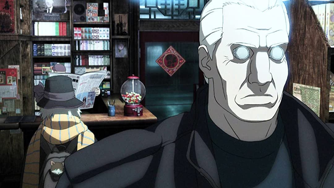 Watch Ghost In The Shell 2 Innocence Original Japanese Version Prime Video