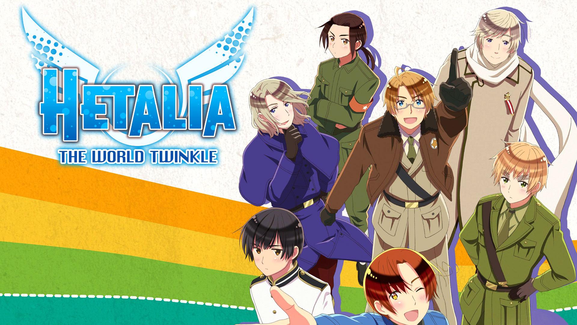 Hetalia: The World Twinkle, Season 6