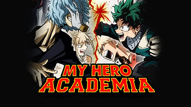 Watch My Hero Academia Uncut Season 3 Pt 1 Prime Video