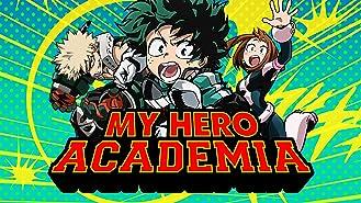 My Hero Academia (English Subtitled)