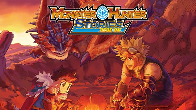 Amazon Com Watch Monster Hunter Stories Ride On Season 1 Pt 3 Prime Video