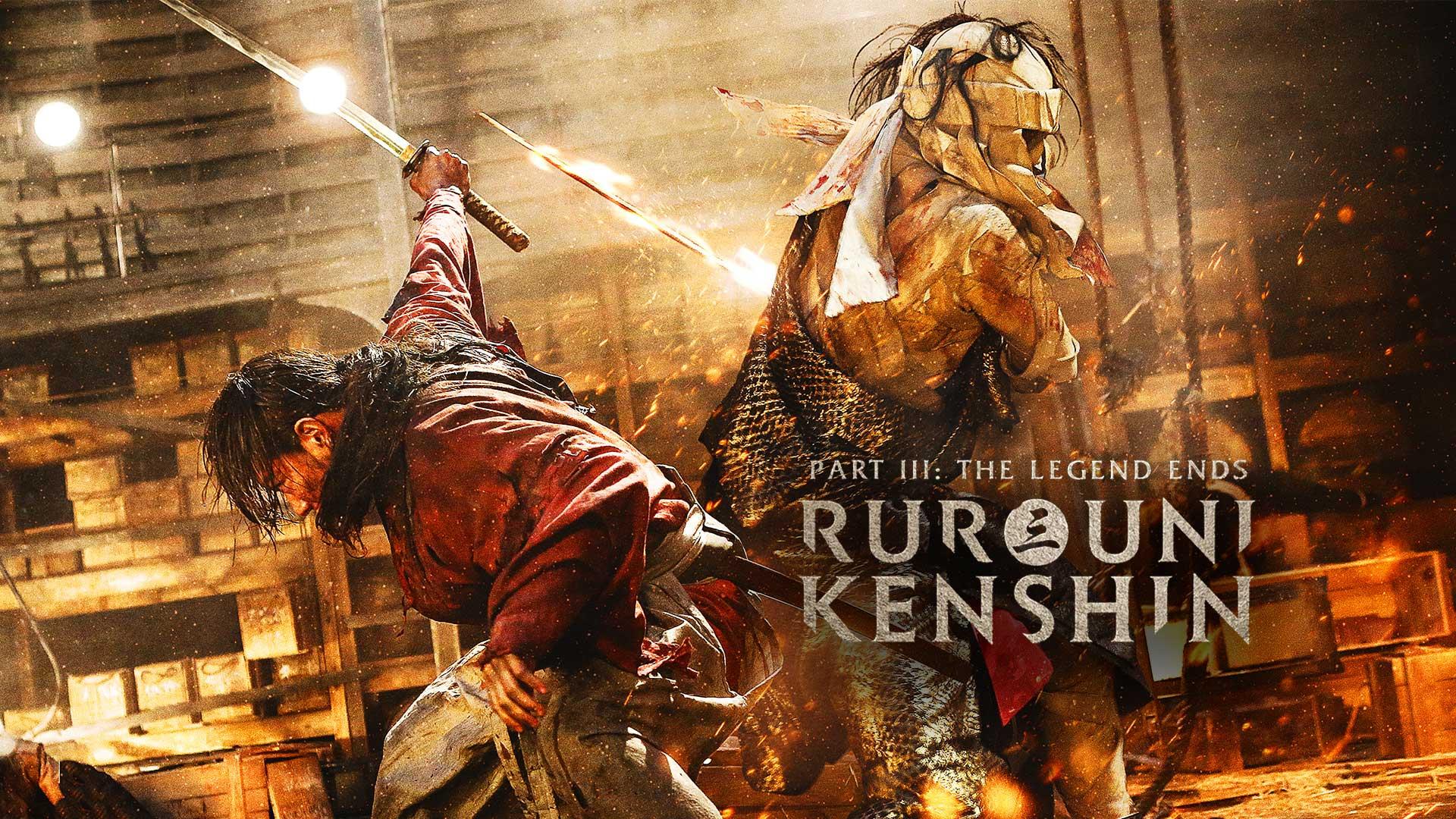 Rurouni Kenshin - Part III: The Legend Ends