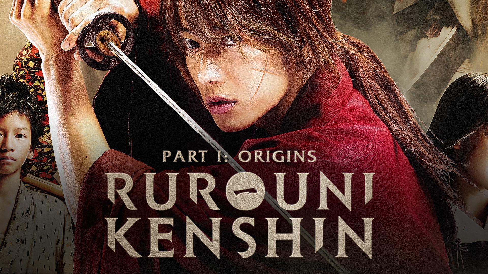 Rurouni Kenshin - Part I: Origins (Original Japanese Version)