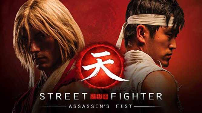 Amazon Com Watch Street Fighter Assassin S Fist Prime Video