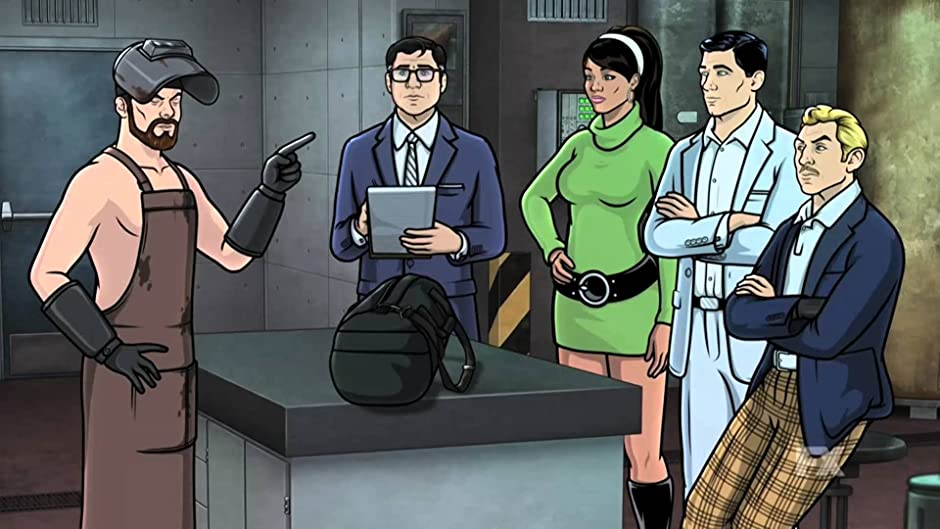 Watch Archer Season 9 All Episodes - KissCartoon