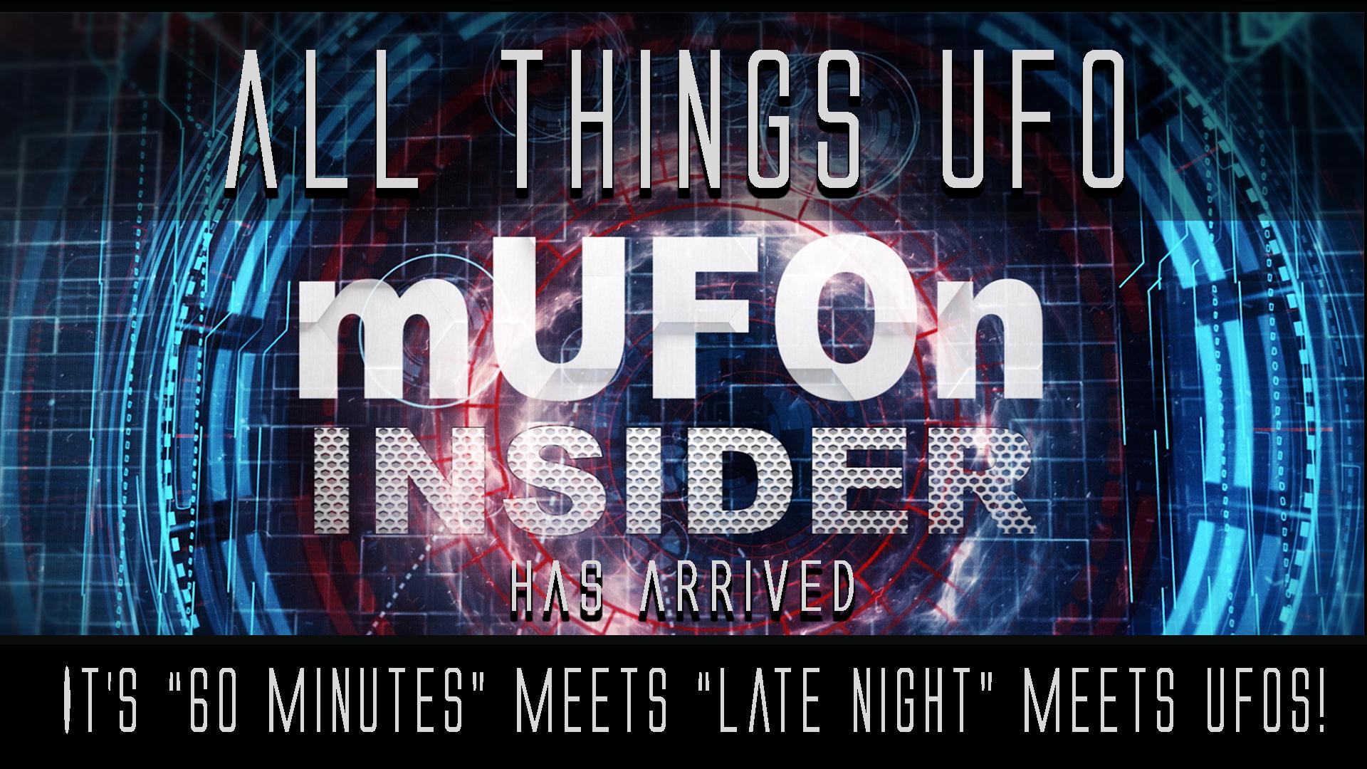 mUFOn Insider - All things UFO