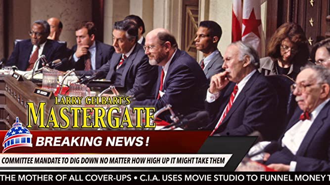Larry Gelbart's Mastergate - A Play on Words