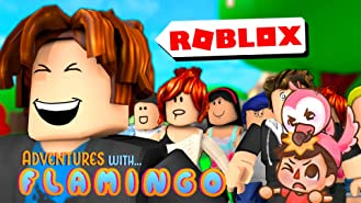 Flamingo Roblox Vote Off Road Watch Clip Roblox Funny Moments With Flamingo Prime Video