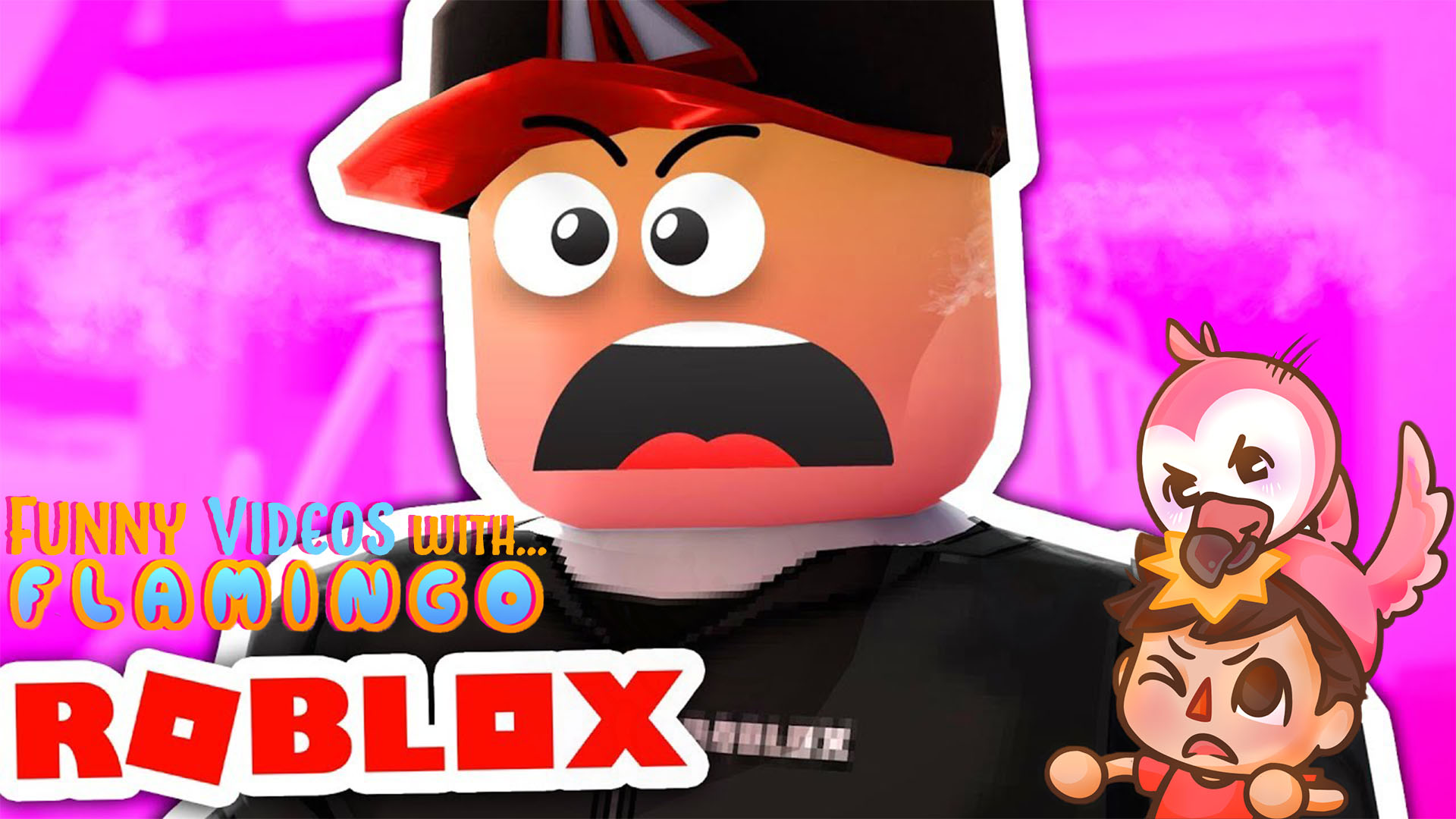 Amazon Com Watch Clip Roblox Funny Moments With Flamingo Prime Video