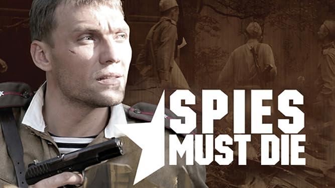Spies Must Die