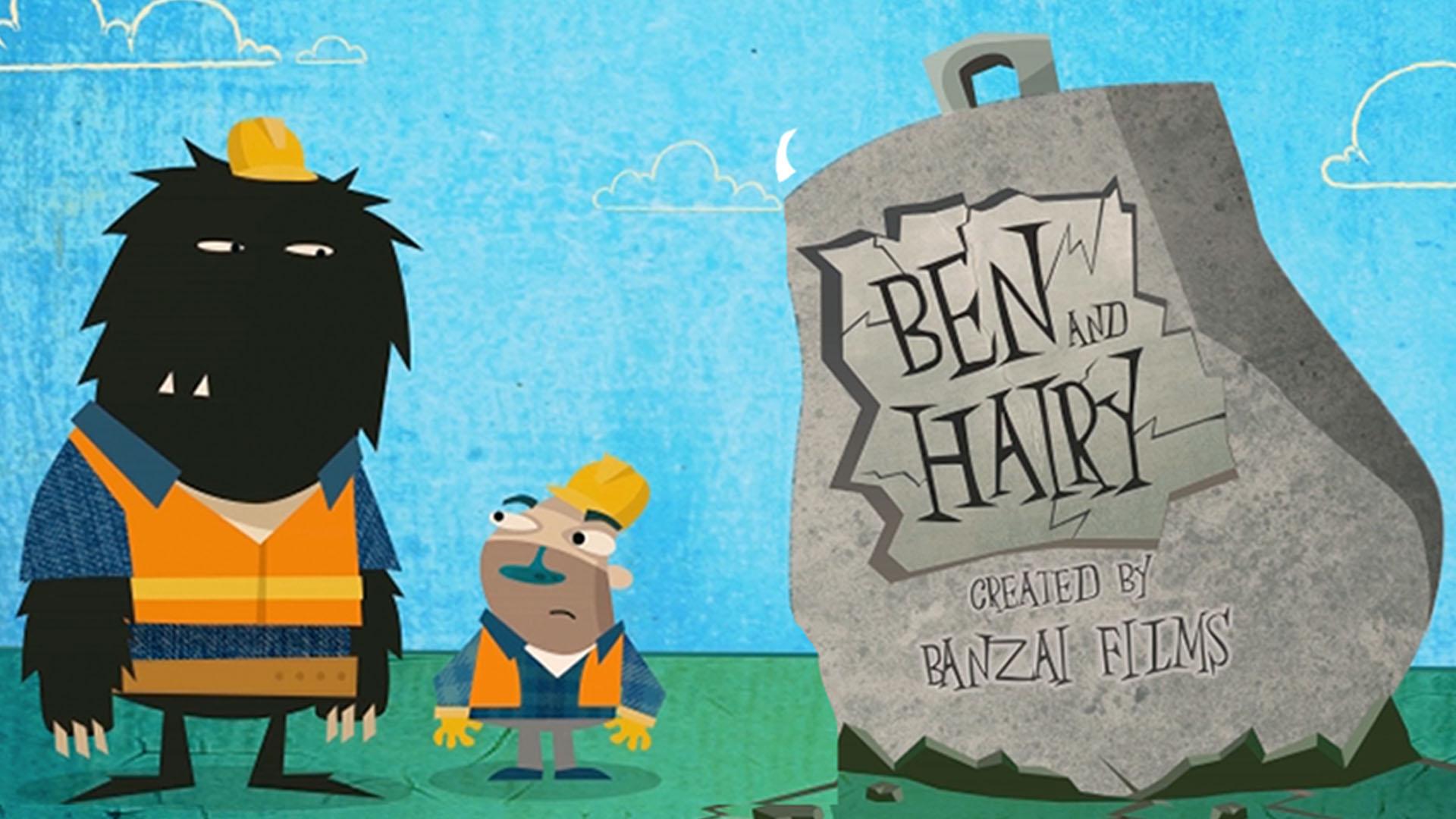 Ben & Hairy