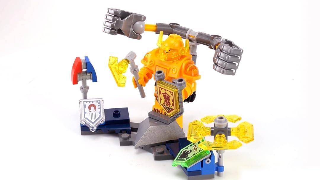 Lego Nexo Knights Brand New Kings Guard Unopened Ltd Edition