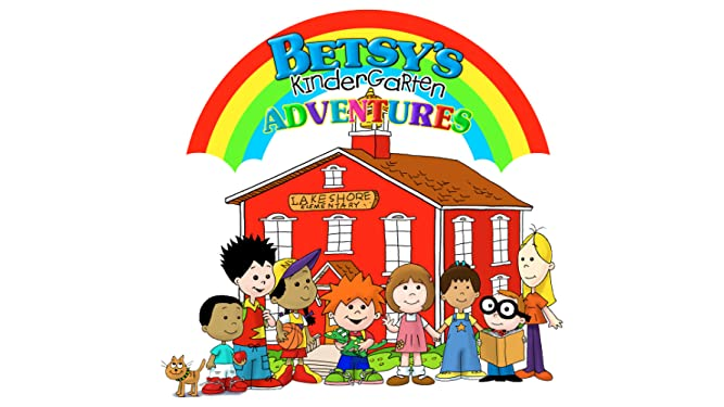 Betsy's Kindergarten Adventures