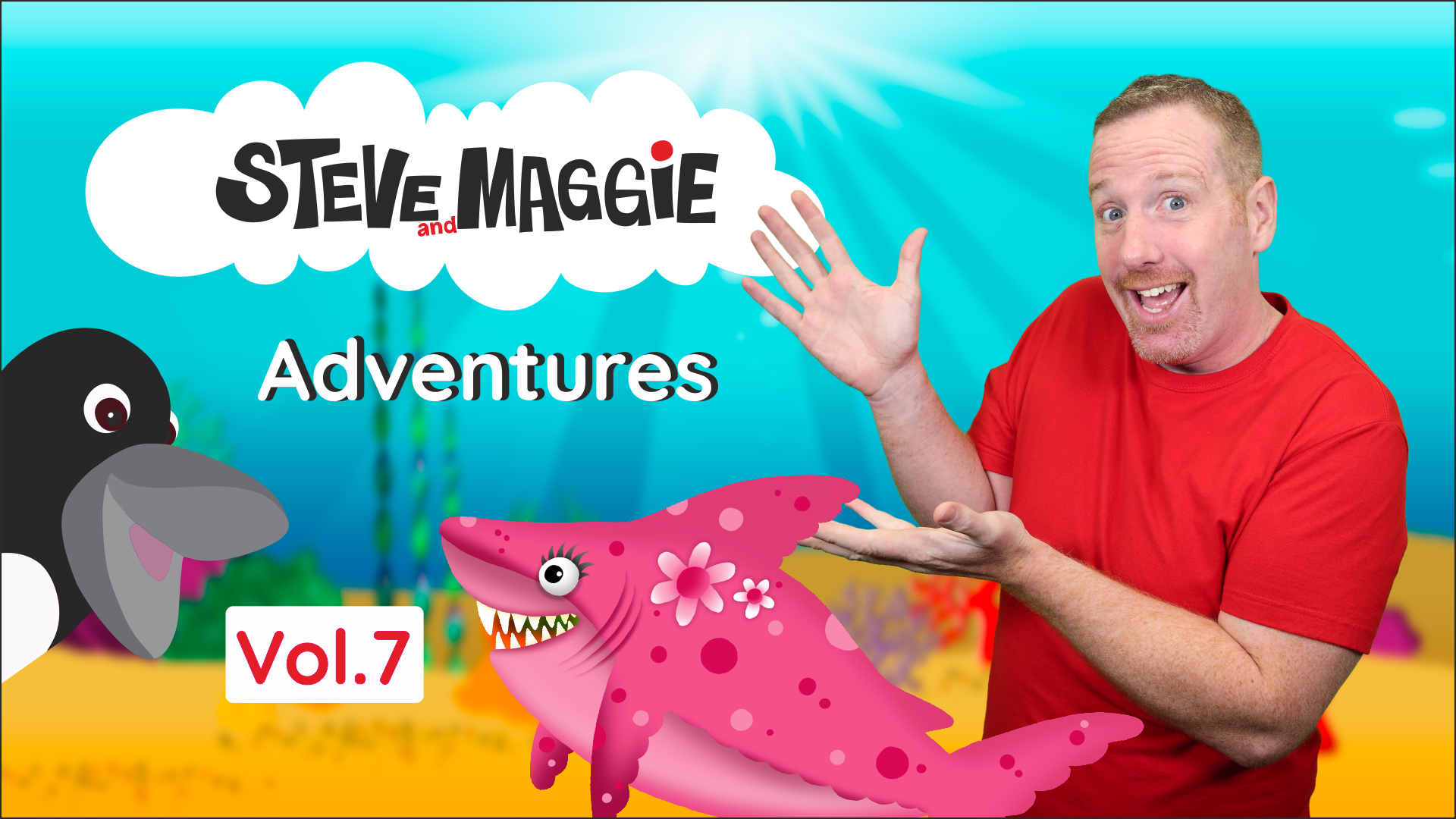 Steve and Maggie - Adventures (Vol. 7)