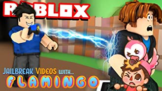 Roblox Flamingo Trial Watch Clip Roblox Roleplay With Flamingo Prime Video