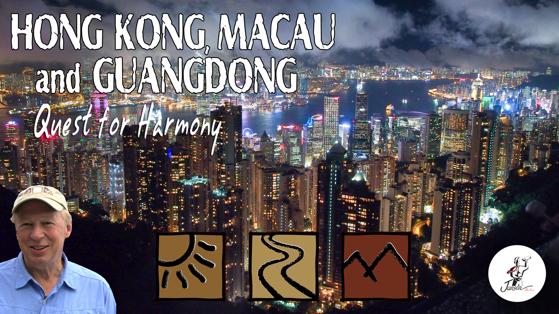 Hong Kong, Macau and Guangdong: Quest for Harmony