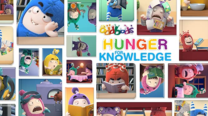 Oddbods - Hunger For Knowledge