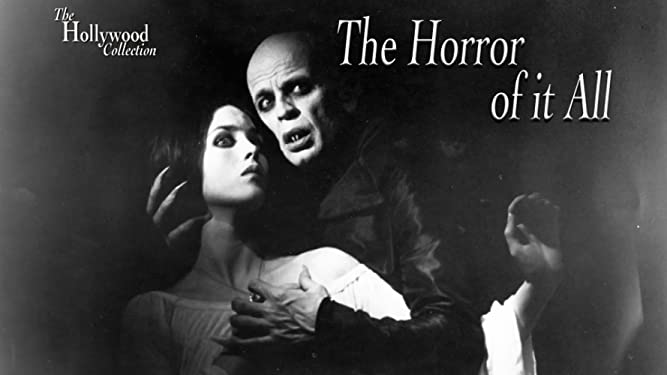 The Hollywood Collection: The Horror of It All