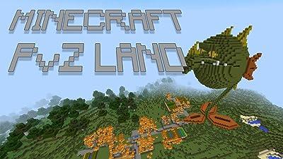 Minecraft PvZ Land