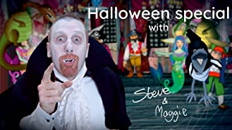 Halloween Special with Steve & Maggie