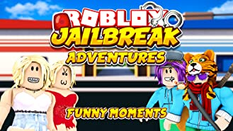 Amazon Com Watch Clip Roblox Jailbreak Funny Moments Movie