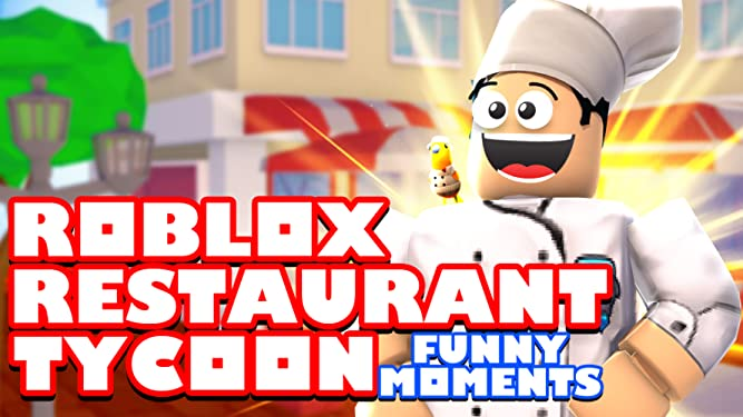 Amazoncom Watch Clip Roblox Restaurant Tycoon Funny - codes for restaurant tycoon 2 roblox 2019