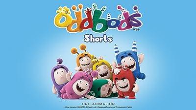 Oddbods - Shorts