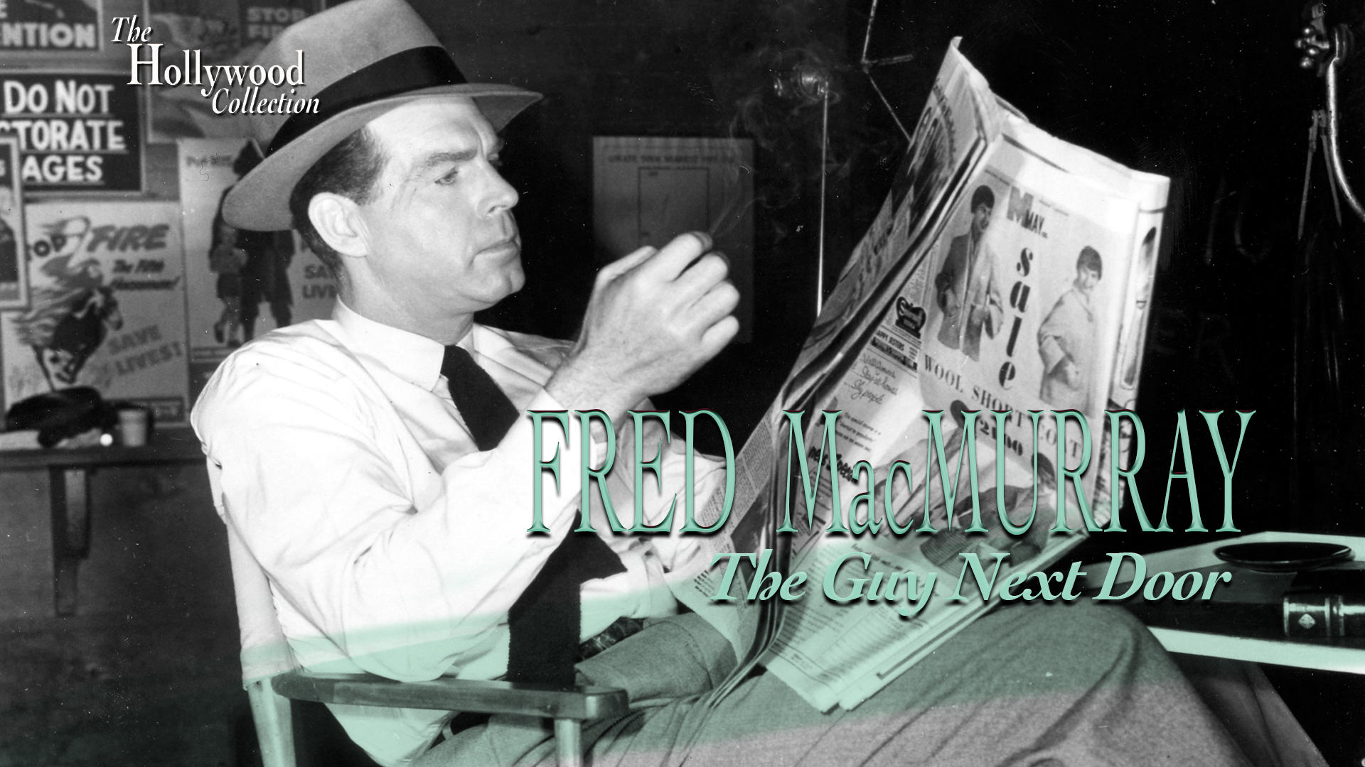 The Hollywood Collection: Fred MacMurray: The Guy Next Door