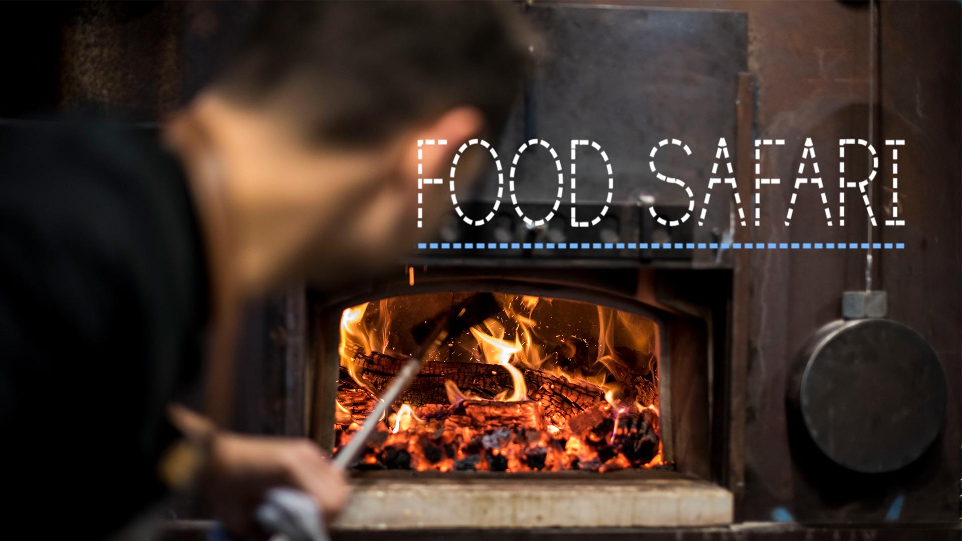 Food Safari - Fire