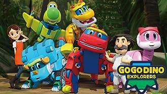 Gogo Dino Explorers