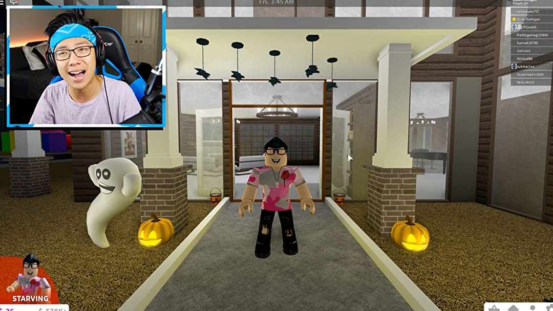 Roblox Family Buying A New Mansion Roblox Roleplay Watch Clip Roblox With Hyper Prime Video