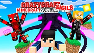 Crazy Craft Minecraft Survival (Sigils)
