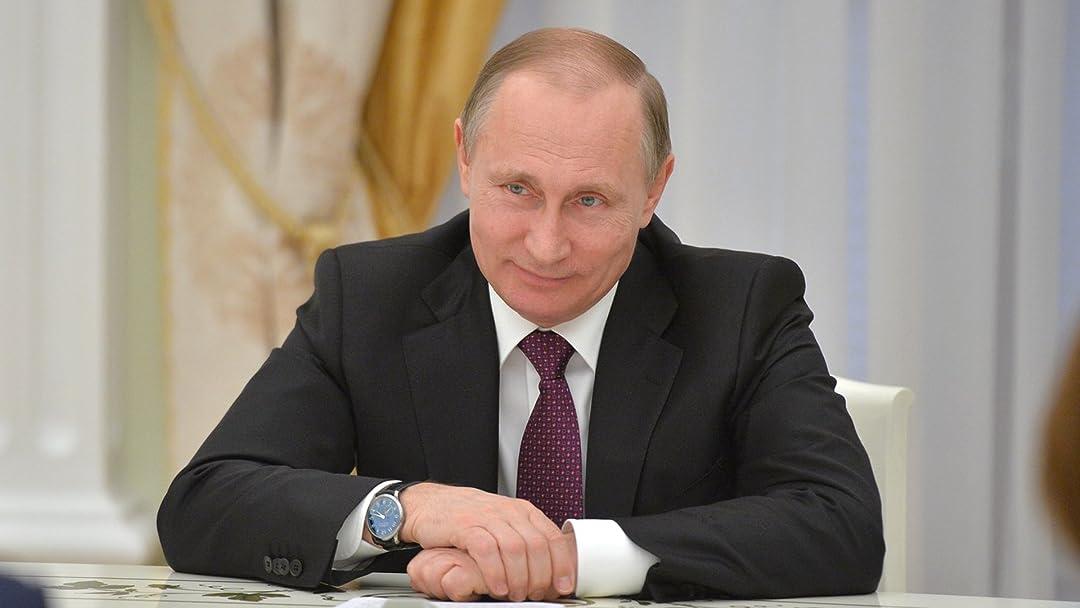 Amazon Com The President Vladimir Putin Saida Medvedeva Anton Zlatopolsky