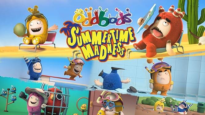 Oddbods - Summertime Madness