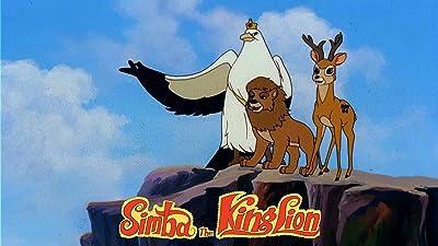 Simba the King Lion